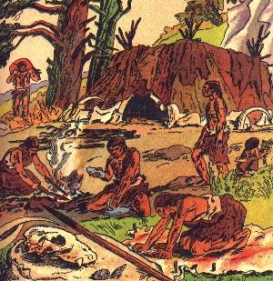 Palkan Die Steinzeit